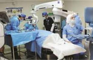 Shami Eye Center Provides Cutting-Edge Technology to Treat Cataract