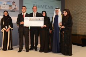 Cool Clay wins Siemens Student Award