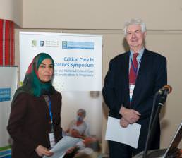 Hmc hosts obstetrics and gynecological symposium at Royal Society of Medicine in London