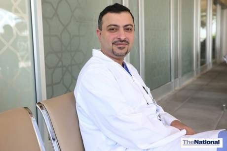 """""""I""""m a scientist as much as a doctor': Emirati eye surgeon on why he wants to help others"""