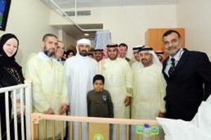 Sheikh Khalifa Medical City completes 100 successful kidney transplants