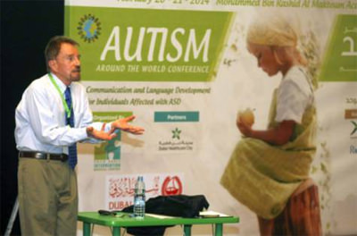 Speech therapy vital for autistic children