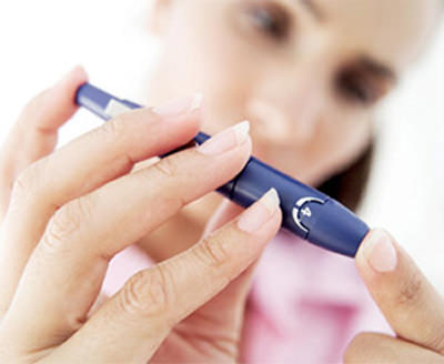 Know your blood sugar levels 30 minutes in advance