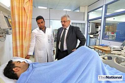 Test schoolchildren for blood disorder to help eradicate condition in UAE