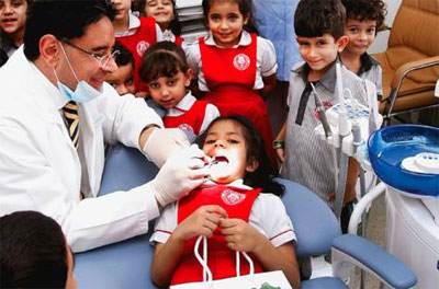 Tooth decay high among UAE children, according to study