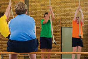 68% of students surveyed do not exercise enough