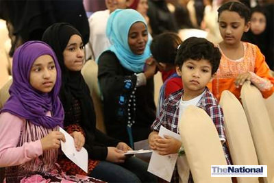 "Community is ""obliged"" to care for orphans in the UAE"