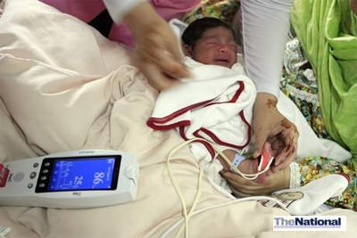 Every newborn in the UAE to be screened for critical congenital heart disease