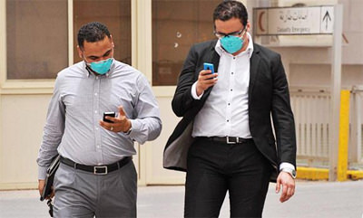 Jeddah residents told to guard against MERS