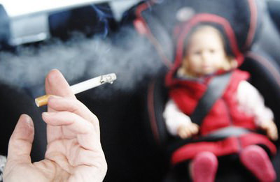 Smoking bans cut premature births and child asthma attacks