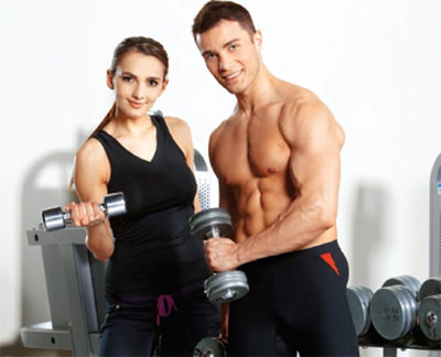 Build super muscles with soy-dairy protein