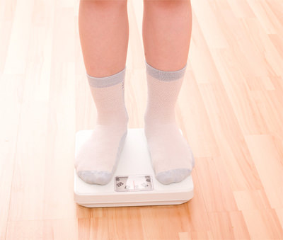 Exercise could prevent childhood obesity