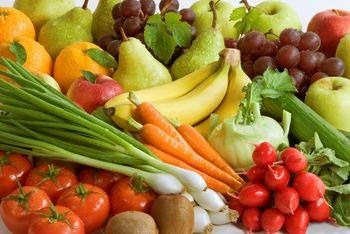 Fruits and vegetables linked to stroke prevention