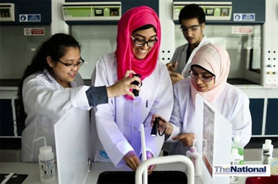 Med-Camp 2014 to introduce Emirati high schoolers to medicine