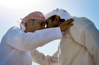 Mers: Avoid greetings involving physical contact