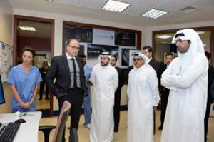 Aspetar Leads the Way with Installation of MRI Scanner