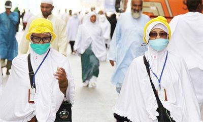 Despite MERS fears, 10% rise in pilgrims