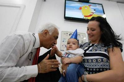 Fertility clinic celebrates 10th year