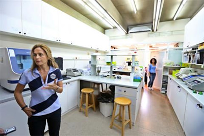 LAU scientists sequence genome of disease-causing bacteria