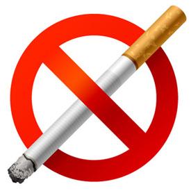 No smoking in Abu Dhabi hotel lobbies