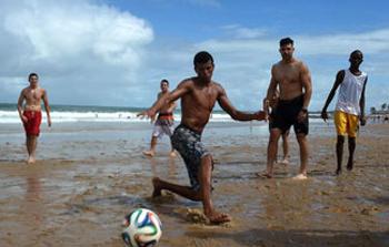 Play football to lower diabetes, heart disease risk