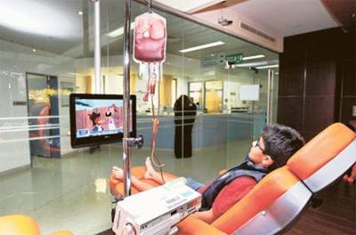 Thalassaemia patients, blood donors share unique bond