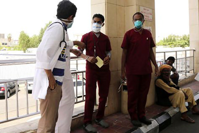 2 new cases of Mers-CoV infection in Abu Dhabi