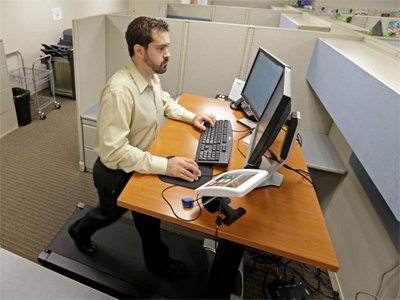 Job stress ups diabetes risk