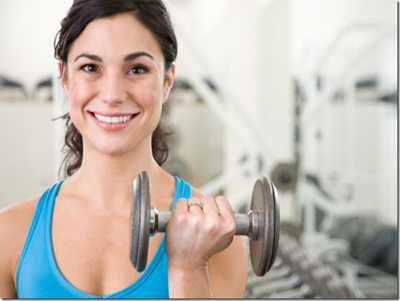 Young and overweight? Try this exercise combo