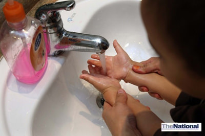Hygiene keeps infections at bay
