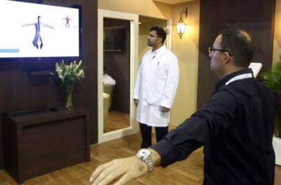 Physiotherapist avatar for Dubai patients