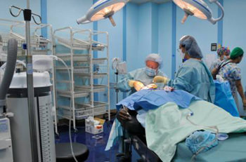 Rare reconstructive breast surgery – a first in Dubai