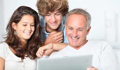 Understanding parents have healthy kids