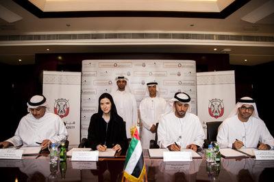 Abu Dhabi Health Industry Signs MOU to Create Workforce