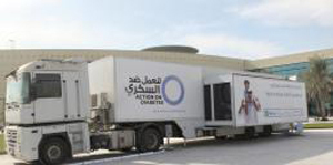 'Action on Diabetes' Health Campaign visits Qatari Diar
