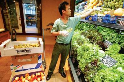 Dubai plans to vet organic food testing labs
