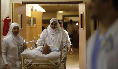 Saudi Arabia needs atleast 10,000 doctors