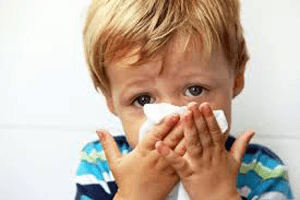 How poor home hygiene spreads cold and flu