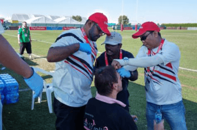 Medics brace for another action packed weekend
