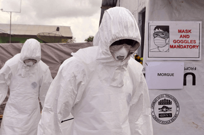 Ebola outbreak: New 15-minute test offers hope for thousands