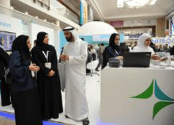 DHA participation at Arab Health 2015 concludes successfully