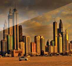 Dubai leads the world while bagging ISO certification