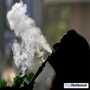 Flavoured tobacco in shisha is root cause of increasing use, expert in Dubai says