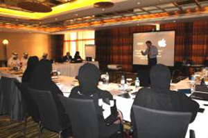 OSHAD organised workshop for Occupational Safety and Health Incident Investigators