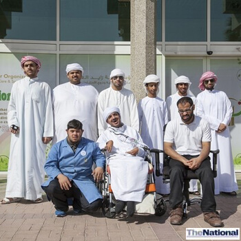 Abu Dhabi centre helps fulfil the wishes of the disabled