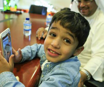 Child with autism shows reversal of symptoms in Dubai