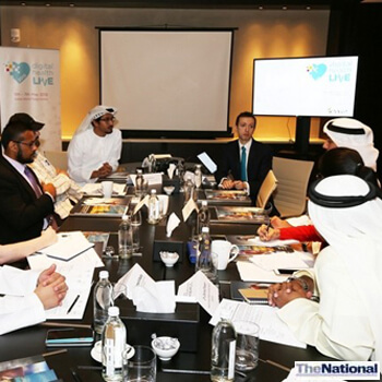 Digital revolution for health on its way, say UAE experts