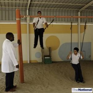 Dubai Autism Centre thanks Sheikh Hamdan for donation