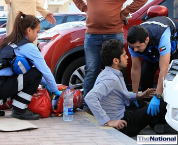 National Ambulance project provides better services to Northern Emirates