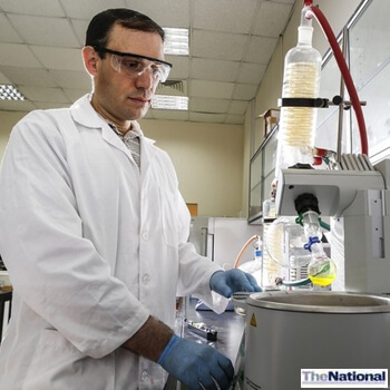 UAE at forefront of cancer research